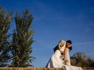 La boda de Gaby y Theo