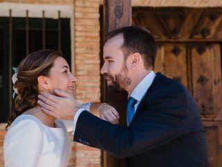 La boda de Nuria y Arturo