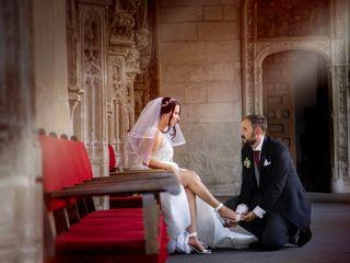 La boda de Ingrid y Diego