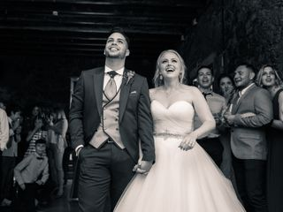 La boda de Vienna y Bryan