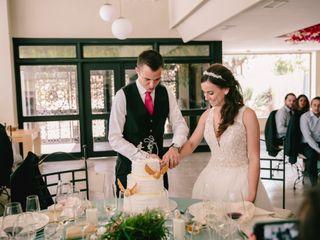 La boda de Sara y Wade