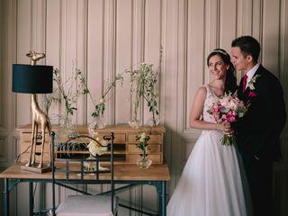 La boda de Sara y Wade 3