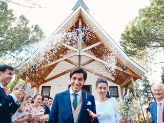 La boda de Esther y Fernando