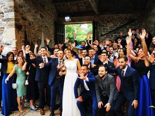 La boda de Diego y Luisa
