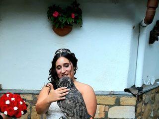 La boda de Jennifer y Jonatan 1