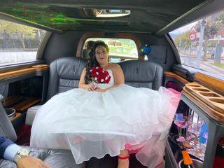 La boda de Jennifer y Jonatan 2