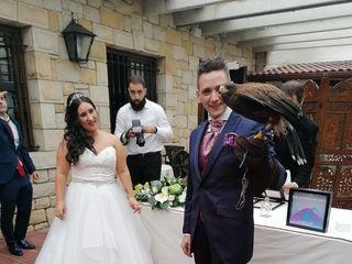 La boda de Jennifer y Jonatan