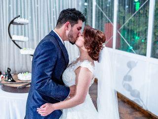 La boda de Maria y Eloy