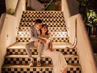 La boda de Ale y Remi