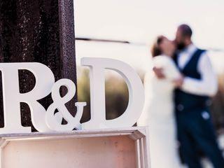 La boda de Roxana y Diego 1