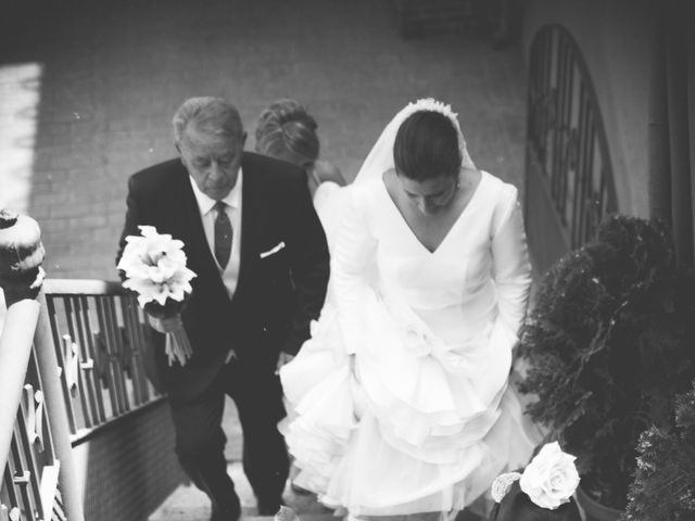 La boda de Luismi y Silvia en Granada, Granada 15