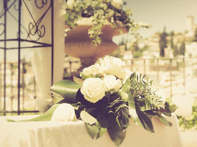 La boda de Luismi y Silvia en Granada, Granada 16