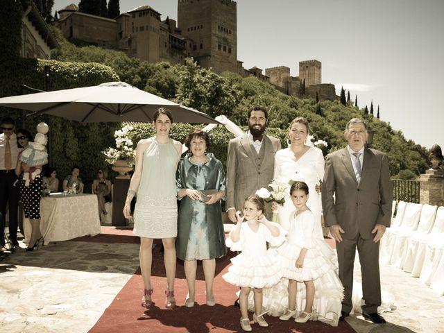 La boda de Luismi y Silvia en Granada, Granada 22