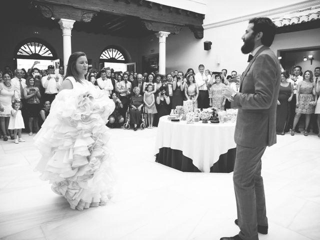 La boda de Luismi y Silvia en Granada, Granada 25