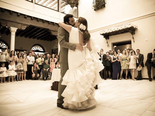 La boda de Luismi y Silvia en Granada, Granada 2