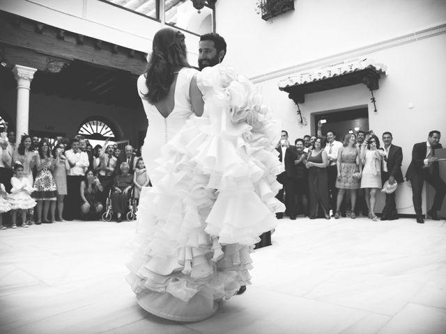 La boda de Luismi y Silvia en Granada, Granada 26