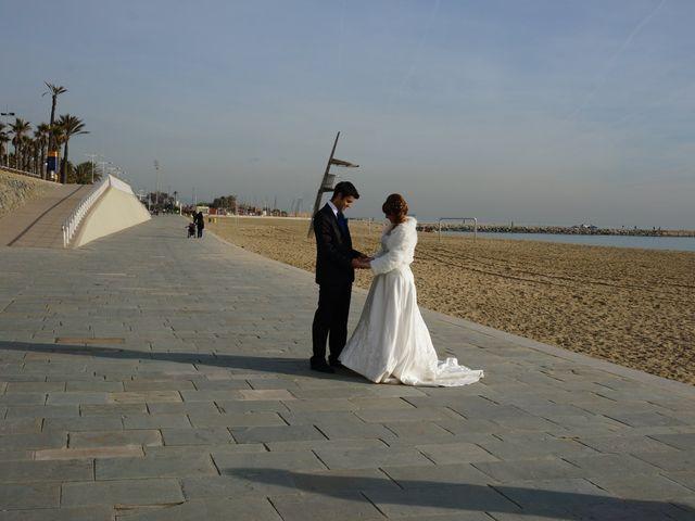 La boda de Judith y Jordi en Ripollet, Barcelona 6