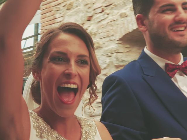 La boda de Kike y Macarena