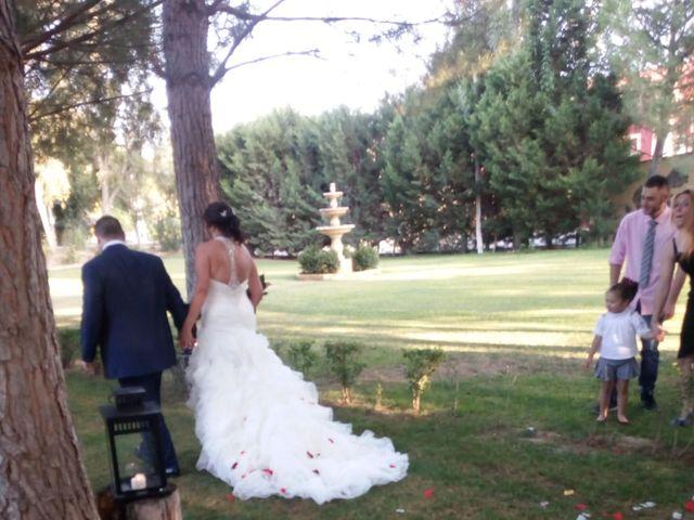 La boda de Maikel y Sara en Los Santos De La Humosa, Madrid 1