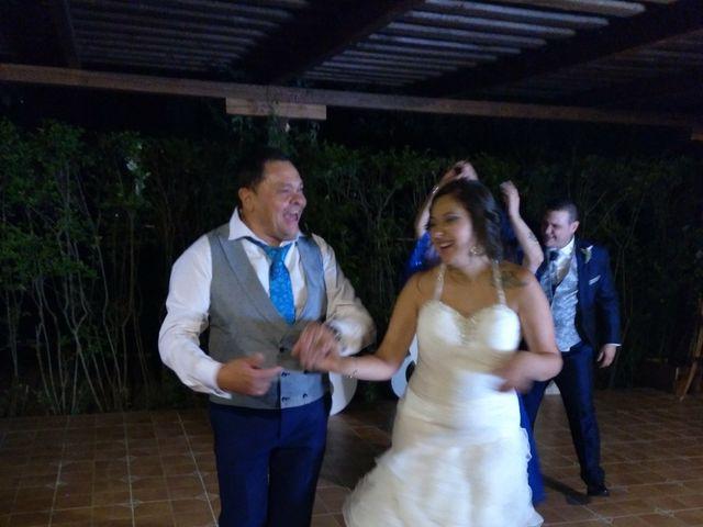 La boda de Maikel y Sara en Los Santos De La Humosa, Madrid 2