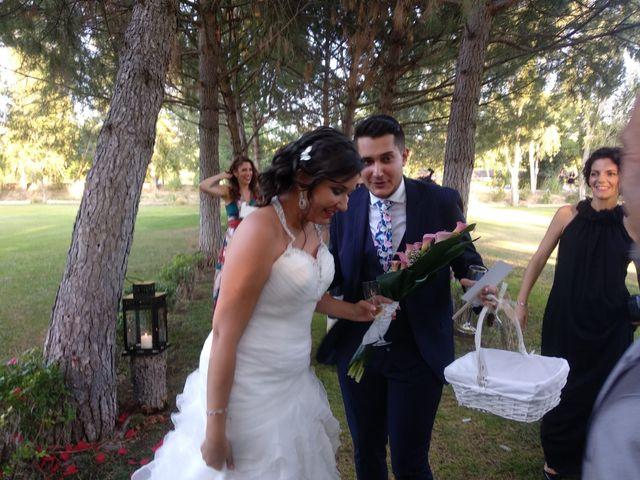 La boda de Maikel y Sara en Los Santos De La Humosa, Madrid 3