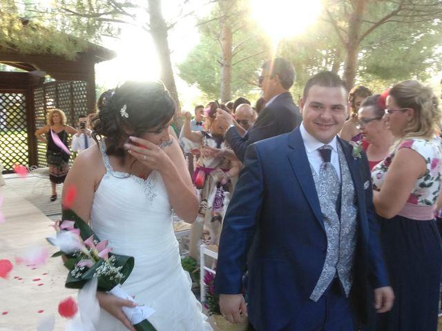 La boda de Maikel y Sara en Los Santos De La Humosa, Madrid 4