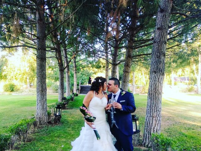 La boda de Maikel y Sara en Los Santos De La Humosa, Madrid 5