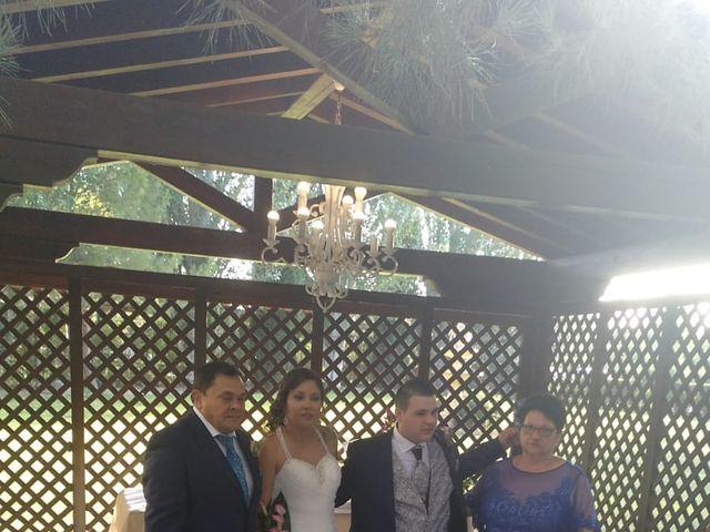 La boda de Maikel y Sara en Los Santos De La Humosa, Madrid 6