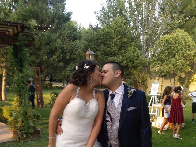 La boda de Maikel y Sara en Los Santos De La Humosa, Madrid 7