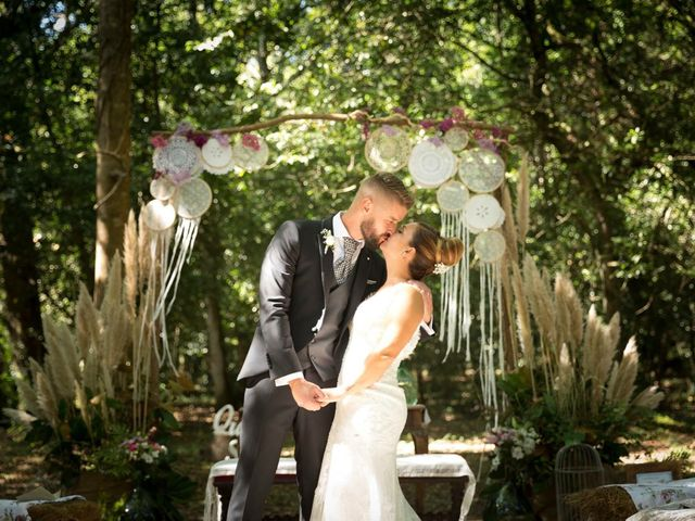 La boda de Lilian  y Rober