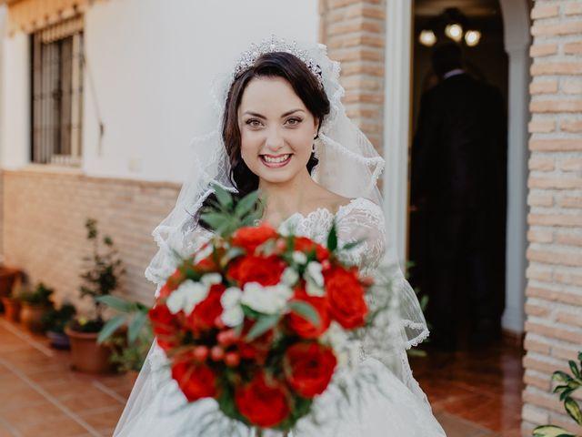 La boda de Mario y Rocio en Huetor Vega, Granada 8