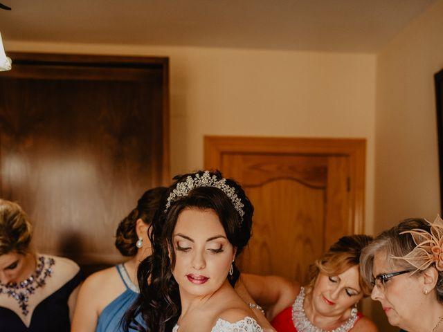 La boda de Mario y Rocio en Huetor Vega, Granada 9