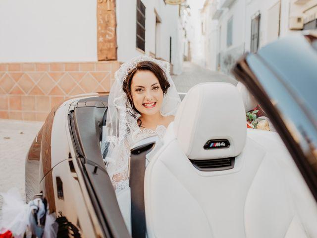 La boda de Mario y Rocio en Huetor Vega, Granada 14