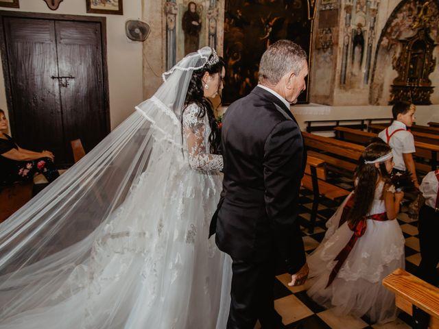 La boda de Mario y Rocio en Huetor Vega, Granada 16