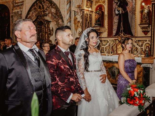 La boda de Mario y Rocio en Huetor Vega, Granada 17
