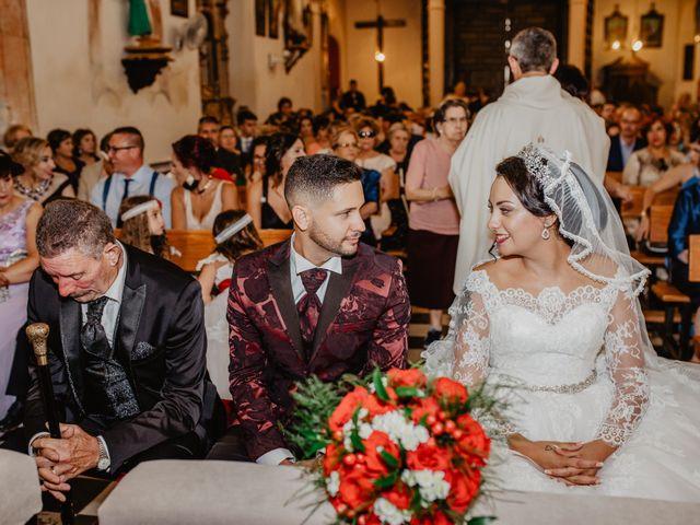 La boda de Mario y Rocio en Huetor Vega, Granada 18