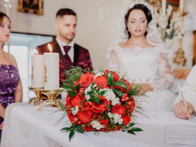 La boda de Mario y Rocio en Huetor Vega, Granada 19