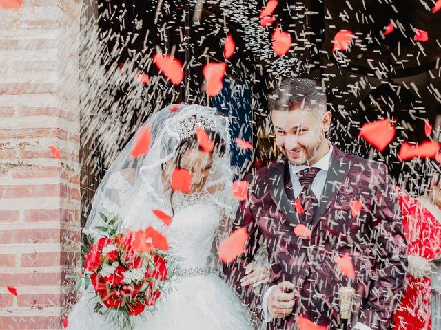 La boda de Mario y Rocio en Huetor Vega, Granada 21