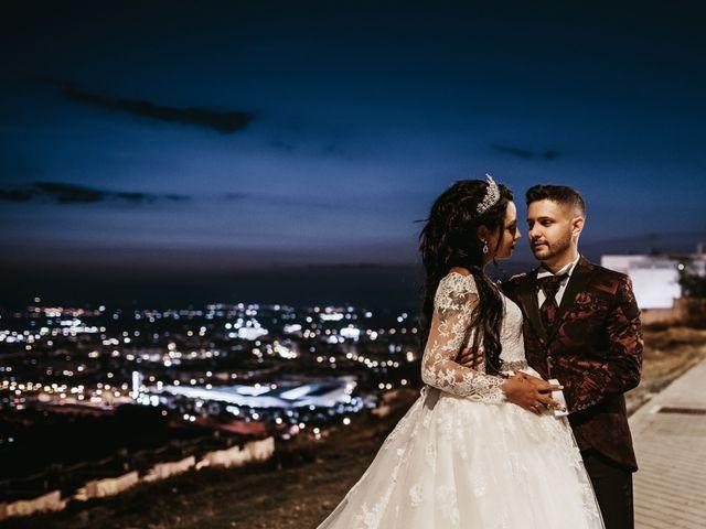 La boda de Mario y Rocio en Huetor Vega, Granada 1