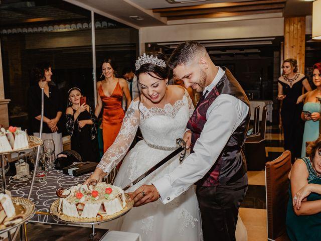 La boda de Mario y Rocio en Huetor Vega, Granada 24