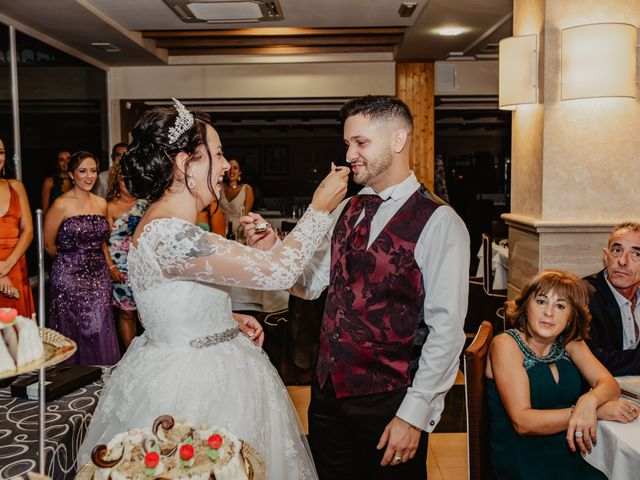 La boda de Mario y Rocio en Huetor Vega, Granada 25