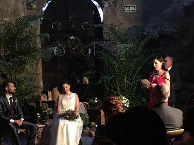 La boda de Ayoze y Raquel en Anzo, Las Palmas 1