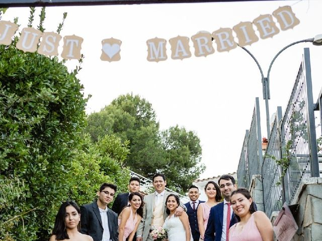 La boda de Theo y Gaby en Rubi, Barcelona 6