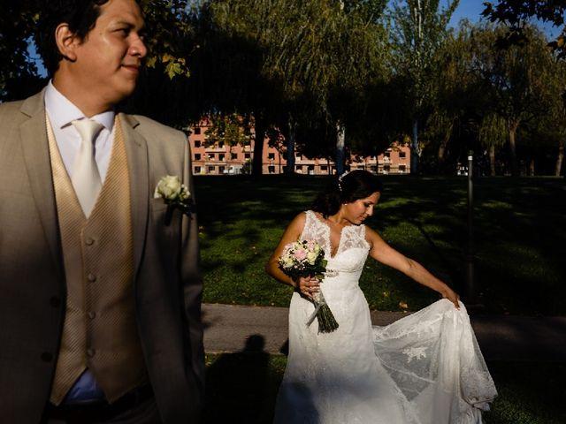 La boda de Theo y Gaby en Rubi, Barcelona 9