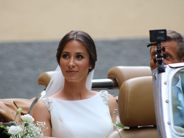 La boda de Pepe y Lorena en Granada, Granada 5