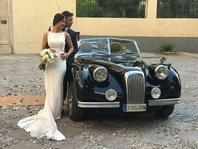 La boda de Pepe y Lorena en Granada, Granada 9
