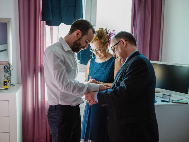 La boda de Arturo y Nuria en Rivas-vaciamadrid, Madrid 1