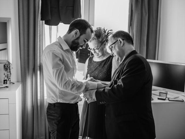 La boda de Arturo y Nuria en Rivas-vaciamadrid, Madrid 2