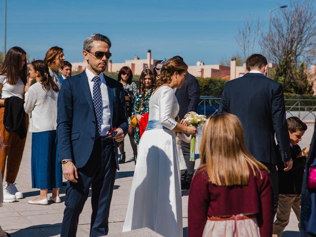 La boda de Arturo y Nuria en Rivas-vaciamadrid, Madrid 20