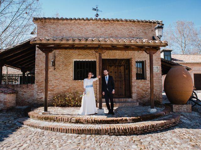 La boda de Arturo y Nuria en Rivas-vaciamadrid, Madrid 21